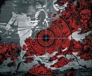 Рис. 17_Борис Орлов_Маршал Жуков